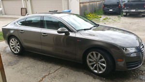 2012 A7 3.0t
