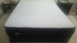 MATTRESS Queen & Double with box spring