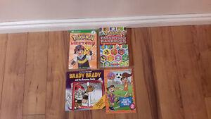 pokemon, Brady Brady, soccer