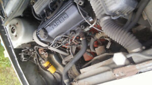 Chrysler 2.2L turbo II engine for sale