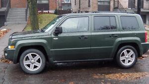 2008 Jeep Patriot Sport VUS 4000$ Negociable