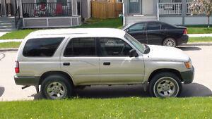 1996 Toyota 4Runner SUV, Crossover