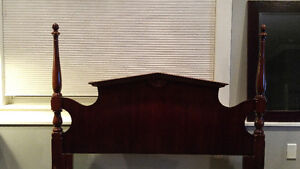 Cherrywood Queen Bed