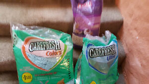 Hamster Gerbil Premium Carefresh Colours & Lavender Bedding