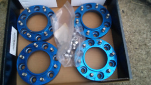 Toyota Tacoma Hubcentric Wheel Spacers