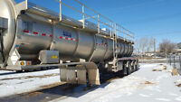 Looking for a lease operator for hauling fluids