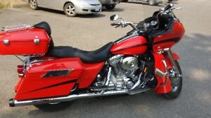 2007 ROADGLIDE LOW KMS TO TRADE