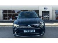2019 Volkswagen Tiguan 1.5 TSi EVO 150 SEL 5dr DSG Petrol Estate Auto Estate Pet