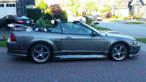 **** 2002 MUSTANG ROUSH CONVERITBLE. LIMITED EDITION. EXCELLENT