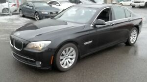 2011 BMW 7-Series iX AWD Sedan