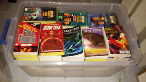 Star Trek Book Collection