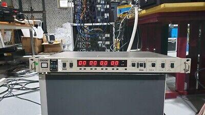 Sony Bvg-1600 Time Code Generator