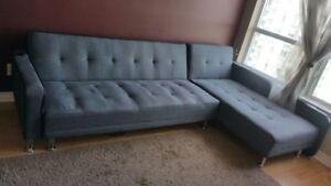 SECTIONAL SOFA FOR SALE - MUST GO THIS WEEK!!!