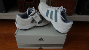 sale retailer b0711 00496 Brand New Womens Adidas Golf Shoes Size 8! Traxion Paragon