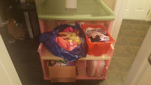 BARBIE House with barbies, furniture and accessories Strathcona County Edmonton Area image 3