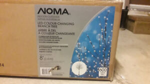 Noma LED Colour changing branch tree