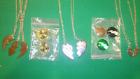 $1 - $30 or Buy as lot... Miscellaneuous Earring & Necklace