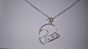 Strlyng silver collection necklace