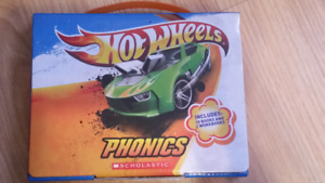 Hot Wheels Phonics