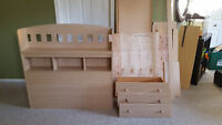 Single Bed/Kid Bed with 3 drawer for sale without mattress