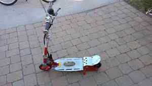 Ebiko electric scooter/ Scooter electrique Ebiko
