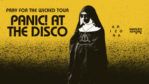 Panic at the Disco! Pray for the Wicked Tour