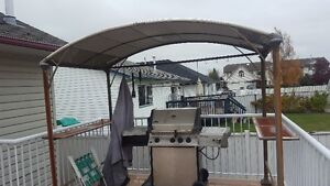 Grillzebo - Gazebo Cover for your Barbeque