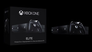 Brand New Sealed Xbox One Elite Console