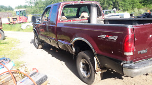 6 speed 7.3 ford f250 1999