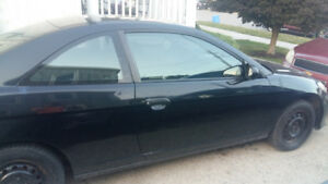 2004 Honda civic coupe special edition (need gone)
