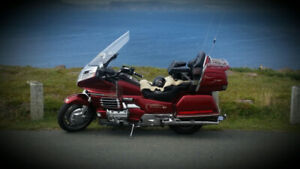 Honda Goldwing Special Edition