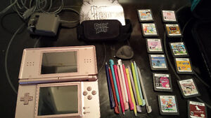 **New Price** Nintendo DS Lite with 12 games and more
