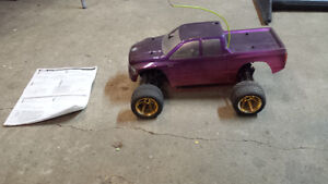 R/C cars and copters