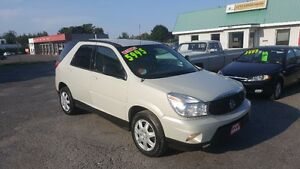 2007 Buick Rendezvous LOADED SUV  *** EASY FINANCING *** $5995