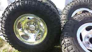 "16"" Goodyear Wrangler Duratek Tires&Rims"