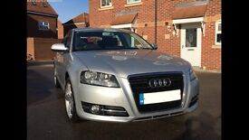 Audi A3 in great condition!!! Low mileage