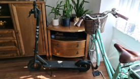 Pure air pro adult e scooter waterproof