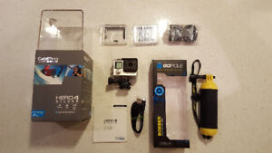 For Sale:  Like New GoPro Hero 4 Silver