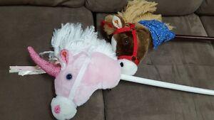 2 Stick horse with sounds Gatineau Ottawa / Gatineau Area image 2