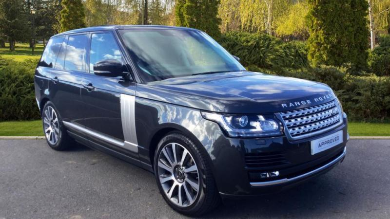 2017 Land Rover Range Rover 4.4 SDV8 Vogue 4dr - DEPLOYABL Automatic Diesel Esta
