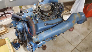 1968-69  crusader 327-350 sbc 250hp for parts