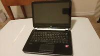 HP Pavilion TouchSmart 11.6 inch Notebook - Good Condition