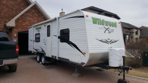 2011 Forest River RV Wildwood X-Lite 24QB - Backpack Edition