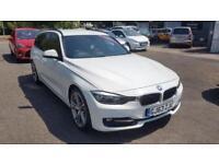 2013 BMW 3 SERIES 320D SPORT TOURING ESTATE DIESEL