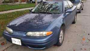 1999 Oldsmobile Alero  Kitchener / Waterloo Kitchener Area image 1