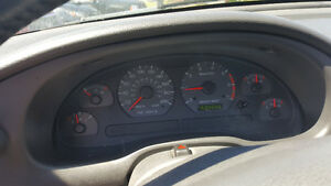 2002 Ford Mustang Coupe (2 door) - TRADE-IN SPECIAL Kitchener / Waterloo Kitchener Area image 10