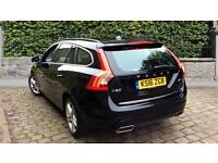 2016 Volvo V60 D5 (163) Twin Eng SE Nav 5dr A Automatic Diesel/Electric Estate