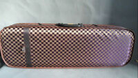 Fine Quality Full Size Leather Violin Case