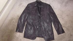 Men's Black Sports Jacket