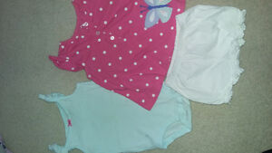 carters 12m summer outfit